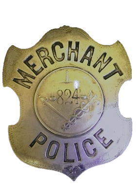 Original Security badge